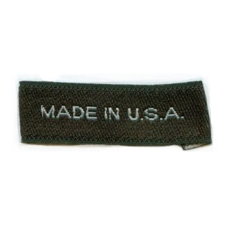 USA Origin Labels