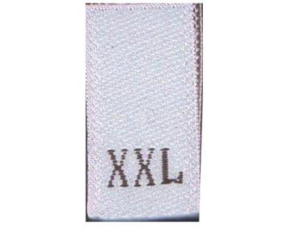 Size Labels XXL